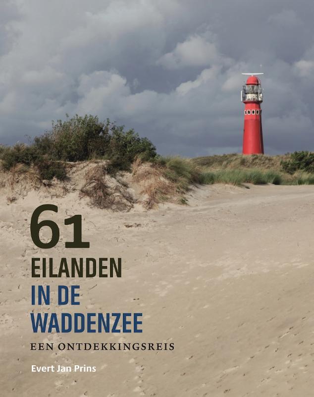 61 eilanden in de Waddenzee