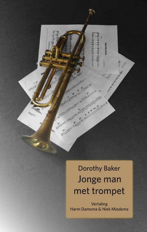 Jonge man met trompet