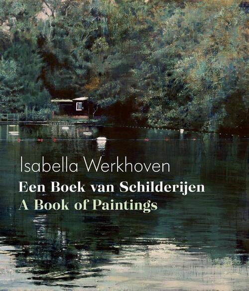 Een boek van schilderijen