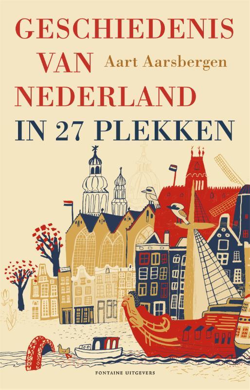 Geschiedenis van Nederland in 27 plekken