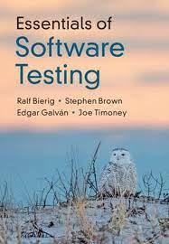 Essentials of Software Testing